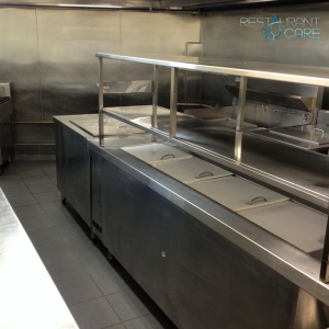 Hard Surface Cleaning - Restaurant Care