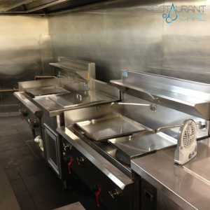 Restaurant deep clean 1