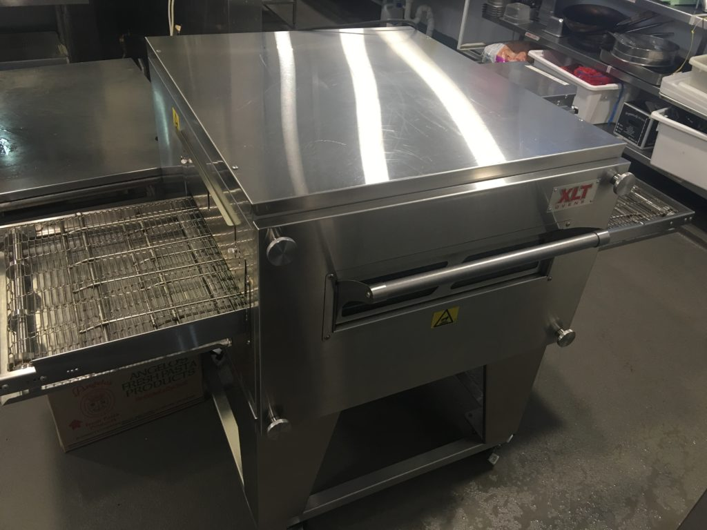 Pizza Oven - Commercial Oven Cleaning